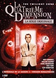 La quatrième dimension (1959): L'intégrale de la saison 2 - Coffret 5 DVD [Import belge]