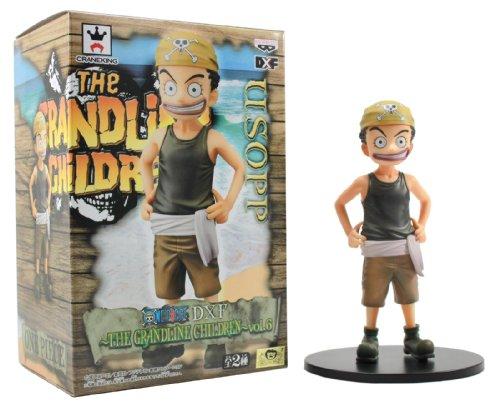 """Banpresto One Piece Volume 6 The Grandline Children Usopp 5.5"""" DX Figure - 1"""