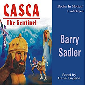 Casca: The Sentinel: Casca Series #9 Audiobook