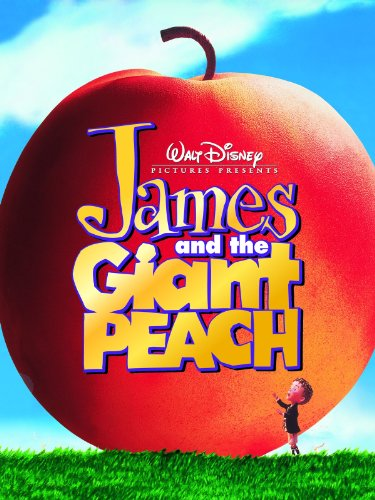 Amazon Com James And The Giant Peach Susan Sarandon