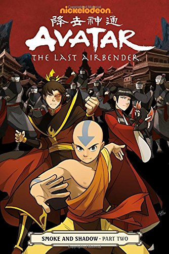 Avatar Last Airbender 11 Smoke&Shadow 02 (Avatar: the Last Airbender)