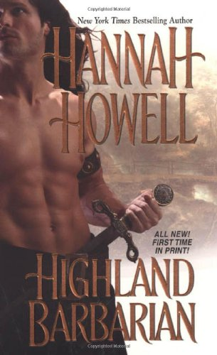 Cover of Highland Barbarian