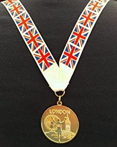 UK 2012 Olympic Souvenier Medal
