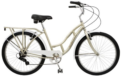 Schwinn Lakeshore Women's Cruiser  Bike (26-Inch Wheels)