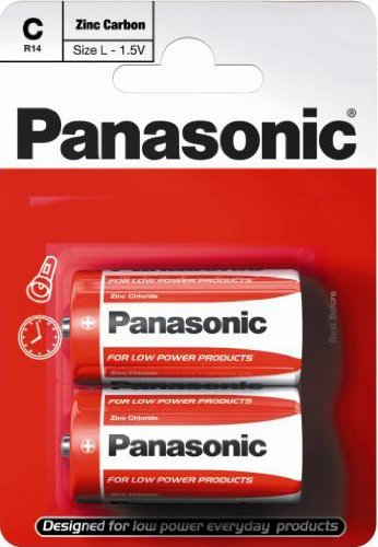 Nt Cash & Carry-panasonic Batteries – Special Power C R14