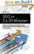 SEO in 3 x 30 Minuten: Kurs Suchmaschinenoptimierung