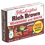 George Washington Broth, Brown, 1.100...