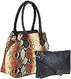 F Fashionstylus Handbag (Orange)