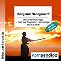 Krieg und Management (Sonderedition): Die Kunst des Krieges Hörbuch von Sun Tzu Gesprochen von: Yannick Esters