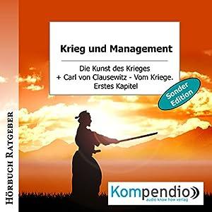 Krieg und Management (Sonderedition): Die Kunst des Krieges Hörbuch