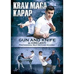 Krav Maga - Kapap: Gun and Knife by Ciro Lenti