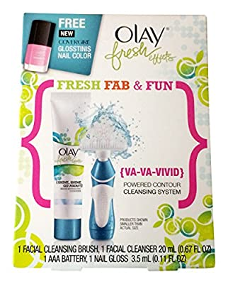 Olay Fresh Effects Va-Va-Vivid! Powered Contour Cleansing System