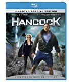 Cover art for  Hancock (Unrated Special Edition) [Blu-ray]
