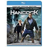 Hancock (Unrated Special Edition) [Blu-ray] ~ Will Smith