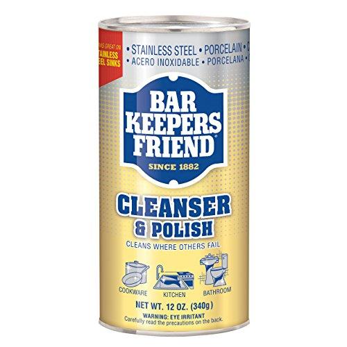 Bar keepers friend polish