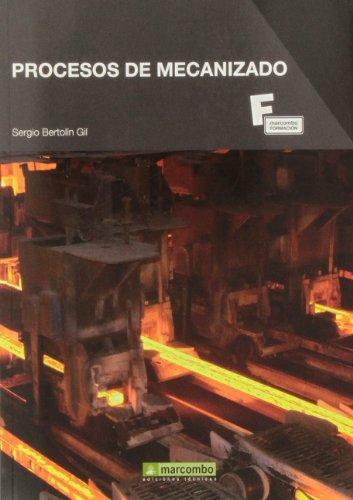 PROCESOS DE MECANIZADO descarga pdf epub mobi fb2