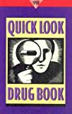 Quick Look Drug Book, 1998 (0683401742) by Lance, Leonard L.
