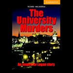 The University Murders | Richard MacAndrew