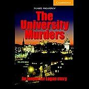 The University Murders | [Richard MacAndrew]
