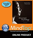 MindTap Psychology Online Courseware to Accompany Barlow/Durand's Abnormal Psychology: An Integrative Approach, 7th Edition, [Instant Access], 1 term (6 months)