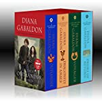 Outlander Boxed Set: Outlander, Drago...