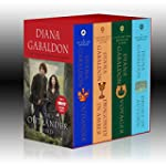 Outlander 4-Copy Boxed Set: Outlander...