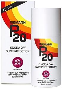 Riemann P20 Once a Day SPF 50 Sun Cream 200ml