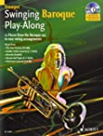 Swinging Baroque Play-Along: 12 Piece...