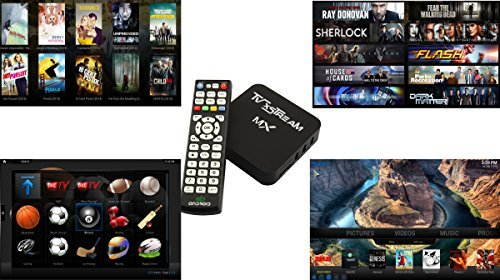 TV xStream MX Android TV BOX - Fully Loaded - Watch Anything (Jetstream Box compare prices)