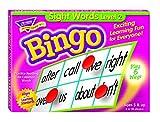 Tendencia Empresas T-6076 Sight Words Nivel 2 Juego de Bingo