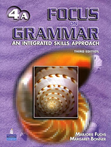 Focus on Grammar 4 Student Book A (without Audio CD)