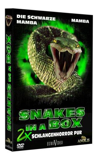 Snakes in a Box - Die Schwarze Mamba & Mamba [2 DVDs]