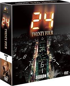 24 -TWENTY FOUR- シーズン1 (SEASONSコンパクト・ボックス) [DVD]