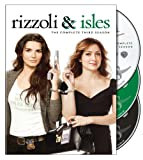 Rizzoli & Isles: The Complete Third Season [DVD] [Import]