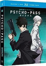 Psycho-Pass: Part Two (Blu-ray/DVD Combo)