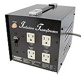 プロケーブル アイソレーション電源トランス 600W ギタリスト電源 黒