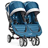 Baby Jogger City Mini Double Stroller (Teal)
