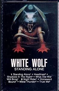 White Wolf,Standing Alone