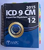 img - for ICD-9-CM Expert for Physicians AAPC 2015 book / textbook / text book
