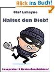 Haltet den Dieb!: Gratis-Leseprobe: 3...