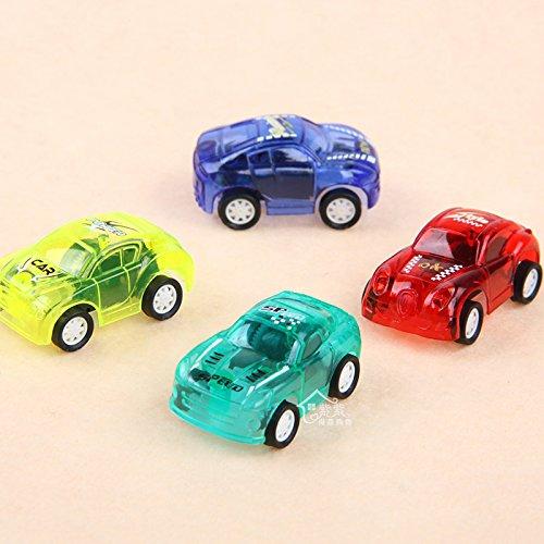 Calcifer®20Pcs Mini Pull Back Car Racing Car Educational Toys Holiday Birthday Gifts For Kids Boys
