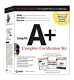 img - for CompTIA A+ Complete Certification Kit: Exam 220-701 (A+ Essentials), Exam 220-702 (Practical Application)   [BOXED-COMPTIA A+ COMP CERTI-3V] [Boxed Set] book / textbook / text book
