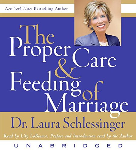 The Proper Care and Feeding of Marriage CD: Preface and Introduc