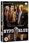 NYPD BLUE COMPLETE SEASON 12
