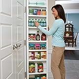 Cabidor™ Behind Door Storage Classic-White