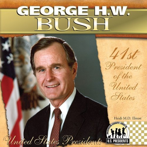 George H. W. Bush: 41st President of the United States (United States Presidents (Abdo)) (George W Bush 41 compare prices)