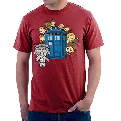 Doctor Who Weeping Angel Hide