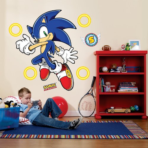 sonic-the-hedgehog-room-decor-giant-wall-decals