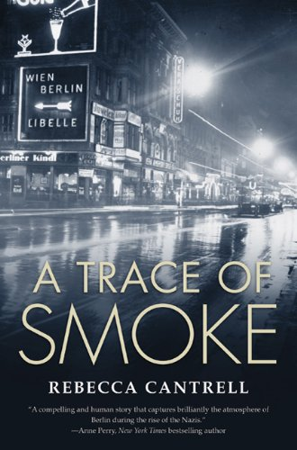 Image for A Trace of Smoke (Hannah Vogel)