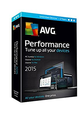 AVG Performance 2015, 2 Year